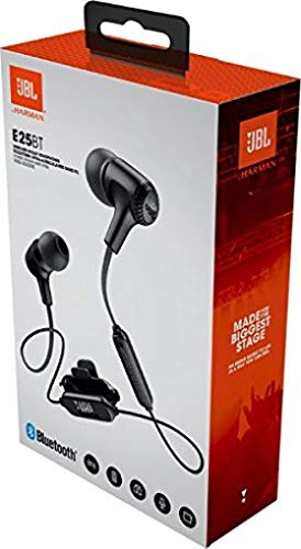 JBL E25BT Signature Sound Wireless in-Ear Headphones with Mic (Black) Image 8