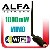 Best Alfa Usb Wifis - Alfa Network AWUS036NEH 802.11g/n High Gain USB Wireless Review