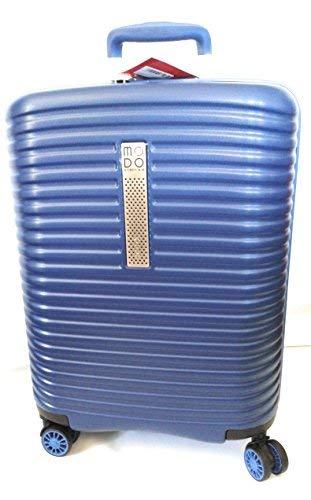 MODO by Roncato Trolley Grande Vega Blu, Misura: 78x52x29/34 Cm, Peso: 4.6 Kg, Capacità: 117/123 L