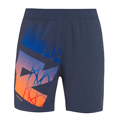 HEAD Herren Vision Radical Shorts, Navy, Large