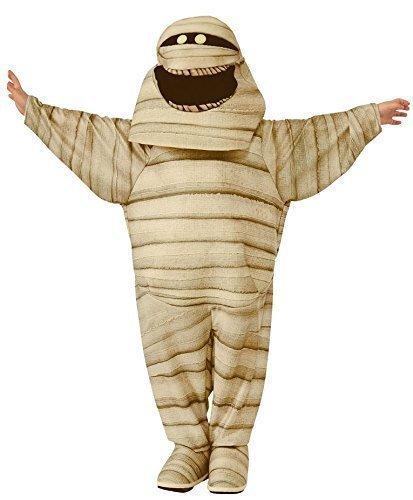 Jungen Mädchen Murry Mumie Hotel Transylvania 2 Halloween Film Ägyptisch Party Kostüm Kleid Outfit 3 - 10 jahre - 8-10 years (Ägyptische Kleid)