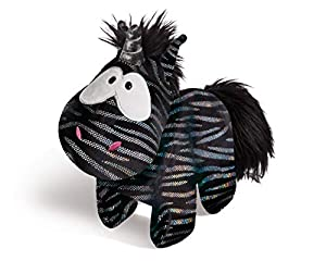 NICI- Unicornio Starlight Mystery Peluche, Color Negro (44953)