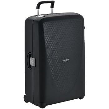 410afd5ea Samsonite Termo Young - Upright 82 - 5,50 Kg Suitcase, 82 cm, 120 L, Black
