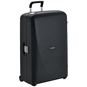 Samsonite Termo Young Upright Suitcase 82 cm, 120 L, Black