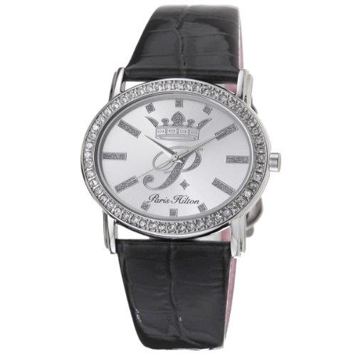Paris Hilton Damen-Armbanduhr Club Analog Leder PH13447BS-04 -