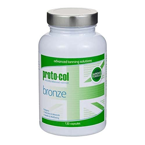 Proto-Col Bronze - Supplement for a More Beautiful and Long-lasting Tan