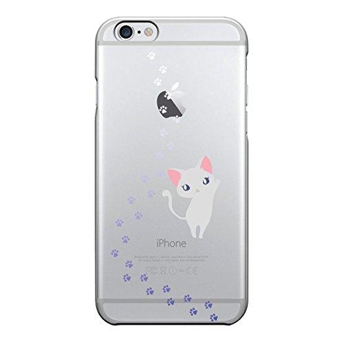 Coque iPhone 5/5S/SE,Vanki® Animaux de dessin animé Housse Transparente , Housse TPU Souple Etui de Protection Silicone Case Soft Gel Cover Anti Rayure Anti Choc pour Iphone5/5S/SE 8
