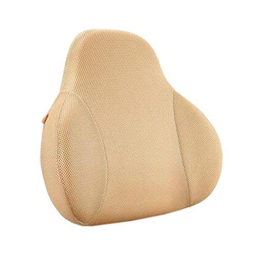 Blancho Coussin de voiture de coussin arrière élégant/soutien de taille de coussin de chaise de bureau #28