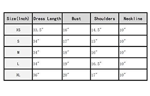 Globale Eagles Frauen Kleid In Pailletten kurzen ?rmeln SS16001 Gold 42 - 6