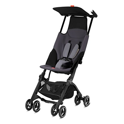 gb Gold Pockit, Buggy, Kollektion 2018, silver fox grey