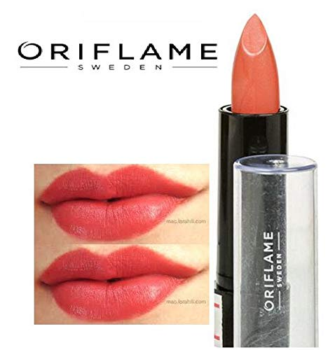 ORIFLAME Pure Color On The Go Lipstick ((Coral Rose))