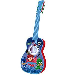 CLAUDIO REIG- PJ Masks Guitarra española, plástico en Estuche (2883.0)