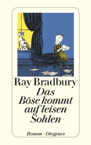 Buchseite und Rezensionen zu 'Das Böse kommt auf leisen Sohlen' von Ray Bradbury