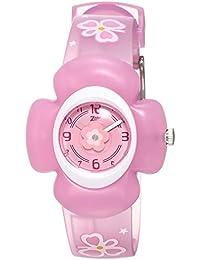 Zoop Analog Pink Dial Children's Watch -NKC4008PP01
