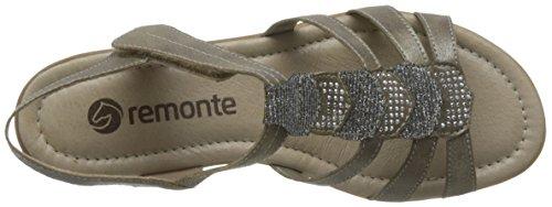 REMONTE R3637-90 Donna Sandali Multicolore