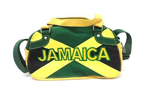 BORSA SEVEN CON MANICI BANDIERE JAMAICA