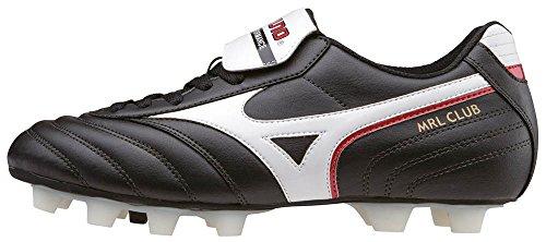 Mizuno - Mrl Club Md, Scarpe da calcio Competizione Uomo, Nero (Black (Black/White/Red)), 40