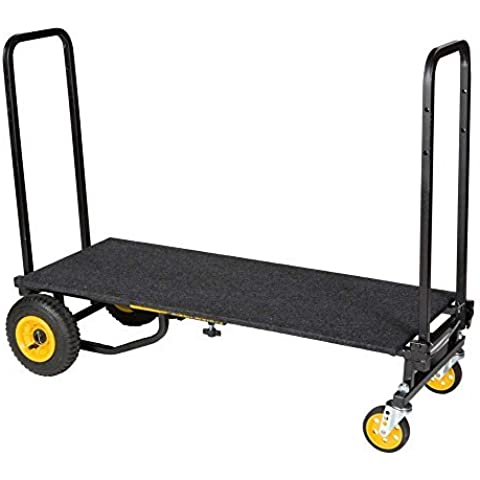 ROCKnROLLER multi-cart solido ponte rsd10per r8rt, r10rt e r12rt