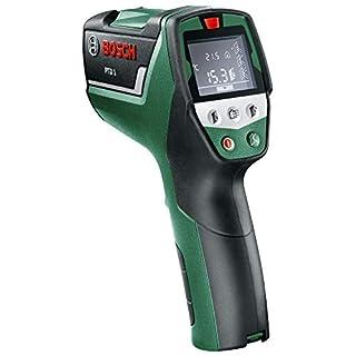 Bosch Thermodetektor PTD 1 (2x Batterien AA, in Schutztasche)