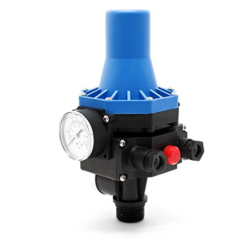 Druckschalter SKD-3 230V 1-phasig Pumpensteuerung Druckwächter für Hauswasserwerk Brunnenpumpe -
