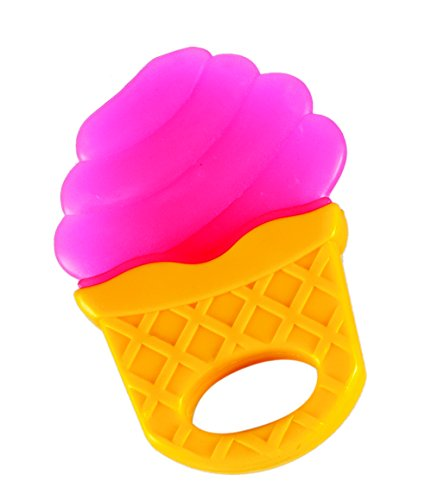 Funskool Icecream Teether, Colors May Vary