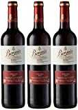 Beronia Crianza Vino Tinto - 3 x 750 ml - Total: 2250ml