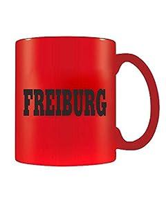 T-Shirtshock - Tasse 11oz WC0806 FREIBURG GERMANY CITY, Größe 11oz