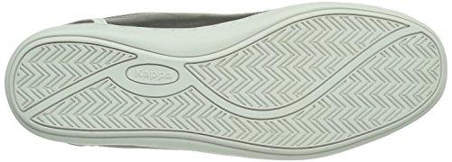 Kappa - Kent Low Sneaker A Collo Basso Uomo Grigio 1610 Grey white