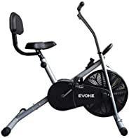 Evoke Ojas - 90 Blend Exercise Cycle with Stationary Handles, perfect fitness bike for home gym