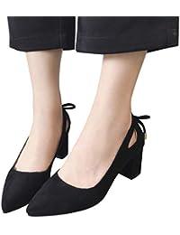 ❤️ Sonnena Zapatos de Mujer Sandalias de Verano Casual Plataforma Cuñas Chancletas de Tacón Alto Playa de Señora Chanclas