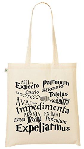 Organic Shopper Bag - Zauberspruch - 100% Bio - Fairtrade