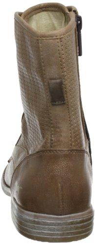 Mustang - Stivali, Donna Marrone (Braun (hellbraun 333))