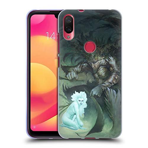 Head Case Designs Offizielle LA Williams Fabel Fantasy Soft Gel Hülle für Xiaomi Mi Play