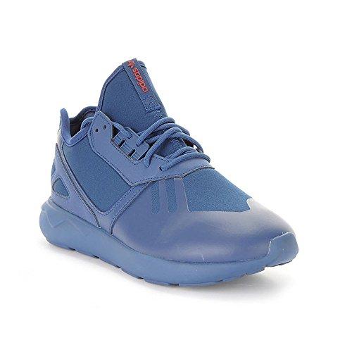 Adidas - Tubular Runner K - Couleur: Bleu marine - Pointure: 39.3