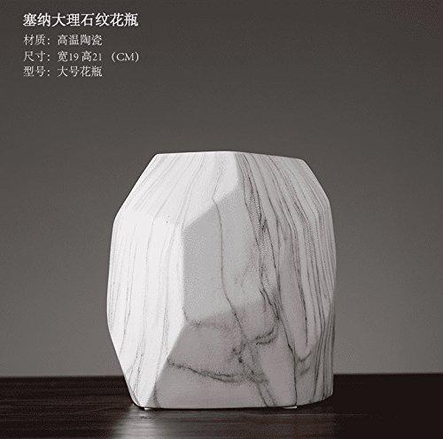 en Moderne Keramik Vasen Schwingen in der Living Room Bar verzierende Ideen einfach Schwingen in Europa - Blume Vasen der C eingerichtet ()