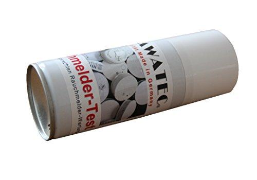 Rauchmelder Prüfspray/Testspray, original Made in Germany (Inhalt: 150 ml, reicht für ca. 100...