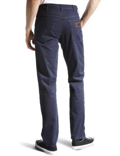 Wrangler - Texas Stretch - Pantalon - Homme Bleu (Navy)