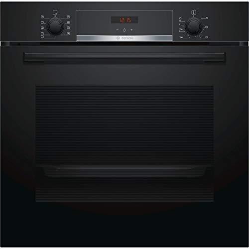 41fc%2BHT9xTL. SS500  - Bosch Serie 4 HBS534B Single Oven