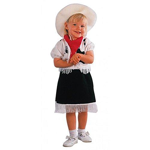 Cowgirl-Kostüm für Mädchen