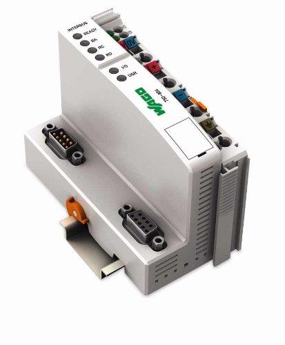 WAGO 750-804Digital & Analog Digital und Analog I/O Modul I/O Modules (Eingang/Ausgang, grau, RoHS, CE, UL,-25-85°C, 192g, 50,5x 100x 71,1mm) -