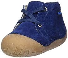 Richter Kinderschuhe Richie, Sneaker Bimbo, Blu (Nautical 6820), 19 EU