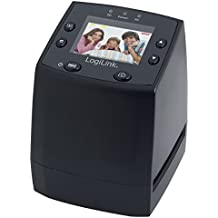 LogiLink DS0001 scanner - scanners (5 x 5 mm, Film/slide, DC, CMOS, LCD, SD, SDHC)