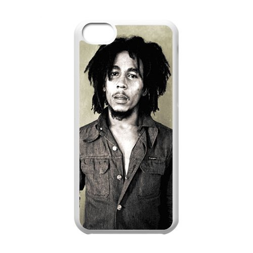 LP-LG Phone Case Of Bob Marley For Iphone 5C [Pattern-6] Pattern-5
