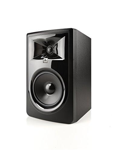 "JBL MkII 2-Wege-Studiomonitor Neues Modell 6"" speaker Schwarz"