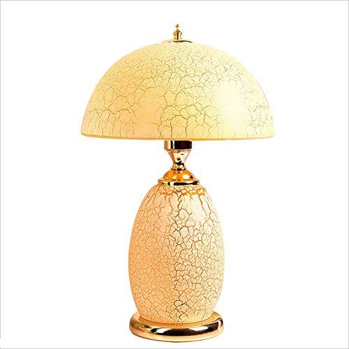 NA. Tischlampe-Schlafzimmer Nachttischlampe warm kreativ romantische Wohnlampe,Yellow,powerswitchbutton