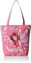 Mia & Me 811494 Kinder-Sporttasche, Rosa