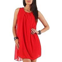 online retailer d1f4e 89ffd Amazon.it: Vendita Abiti Rossi - Rosso