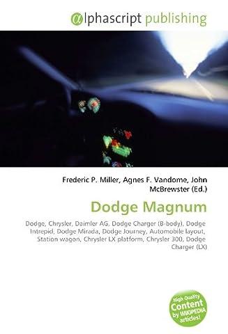 Dodge Magnum: Dodge, Chrysler, Daimler AG, Dodge Charger (B-body), Dodge Intrepid, Dodge Mirada, Dodge Journey, Automobile layout, Station wagon, ... platform, Chrysler 300, Dodge Charger (LX)