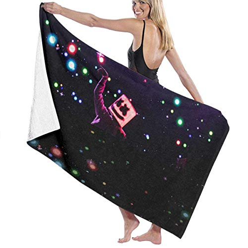 Duyhat Marshme-llo Pool Beach Towel Luxury Microfiber Bath Towels Quick-Drying Towel Blanket for Travel Swim Pool Yoga Camping Gym Sport