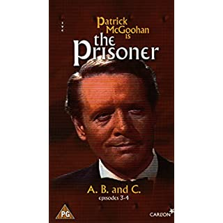 The Prisoner: Episodes 3-4 - A. B. And C. [VHS] [1967]